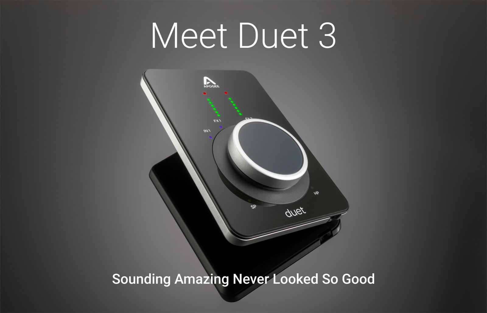 Apogee Duet 3 - Music and More
