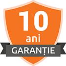 10 ani garanție