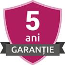 5 ani garanție