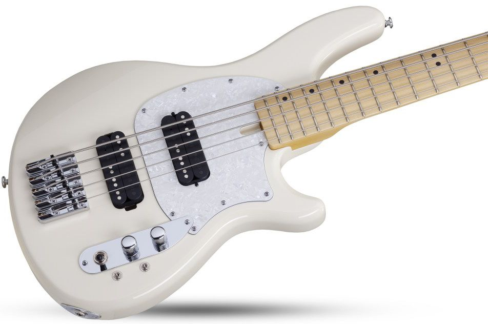 schecter cv 5 ivy chitara bass electrica 2998 lei music and more