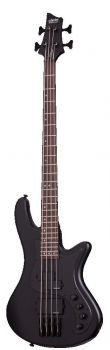 Schecter Stiletto Stealth-4 SBK - Chitara Bass Electric Activ - Music and More