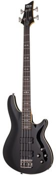 Schecter Omen-4 BLK - Chitara Bass Electric Activ - Music and More