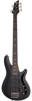 Schecter Omen-5 BLK - Chitara Bass Electric Activ - Music and More