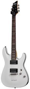 Schecter Omen-6 VWHT - Chitara Electrica - Music and More