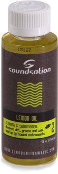 Soundsation OIL #2 Lemon Oil Cleaner and Conditioner - Solutie intretinere instrumente muzicale - Music and More