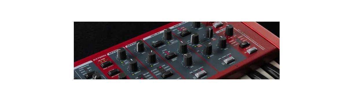 Clavia Nord Stage 3 88 - Pian Digital