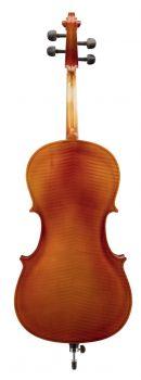 Soundsation Virtuoso OCE-34 - Violoncel 4/4 (trei sferturi) cu Husa, Arcus Octogonal si Sacaz
