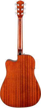 Chitara electro-acustica Fender CD-60SCE All Mahogany