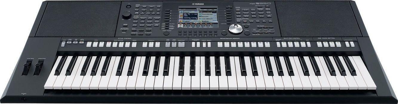 <label itemprop='name'>Yamaha PSR-S950 - Orga Electronica</label>, fig. 2