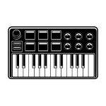 Claviaturi MIDI, claviatura pian Roland, Nektar - Music and More