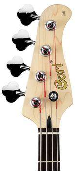 Cort GB14PJ BK - Chitara Bass Electrica