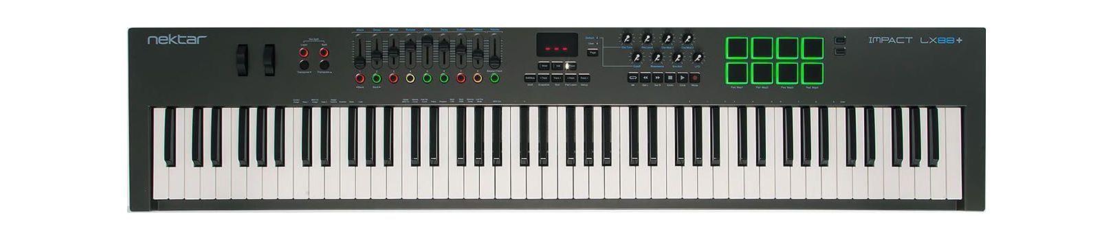 Claviatura MIDI Nektar Impact LX88+