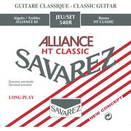 Corzi chitara clasica Savarez 540R