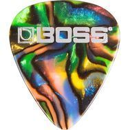 Pana chitara BOSS Celluloid Thin ABALONE