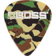 Pana chitara BOSS Celluloid Medium CAMO