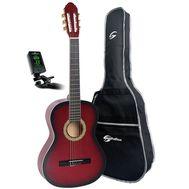Set chitara clasica trei sferturi Toledo Primera Student 34-RDS 3/4 - Music and More