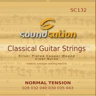 Soundsation SC132 - Set Corzi Chitara Clasica - Music and More