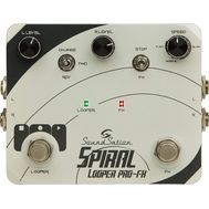 Soundsation Spiral Looper PRO-FX - Pedala Efect Loop - Music and More