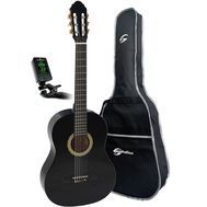 "Set chitara clasica Toledo PRIMERA Student 44-BK ""Basic Set"" - Music and More"