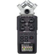 Zoom H6 - Recorder Audio Multitrack Portabil - Music and More