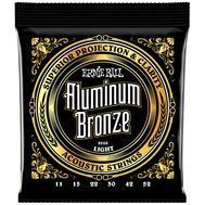 Ernie Ball Light Aluminum Bronze 2568 - Set Corzi Chitara Acustica - Music and More