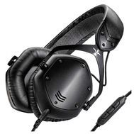 V-Moda LP-2 Matte Black Metal - Casti Audio