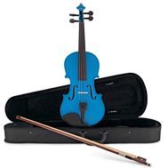 Gear4music Student 3/4 Blue - Set Vioara Trei Sferturi