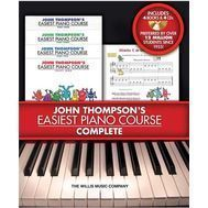 John Thompson's Easiest Piano Course - Complete - Metoda De Pian