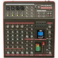 Phonic Celeus 400 - Mixer Audio
