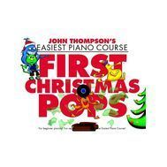 John Thompson: First Christmas Pops - Curs complet de pian Cantece de Craciun