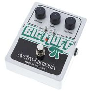 Electro Harmonix Big Muff Pi w. Tone Wicker - Pedala Distortion / Sustainer - Music and More