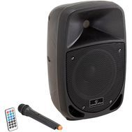 Soundsation GO-Sound 8AMW - Boxa Portabila Activa cu Microfon Wireless - Music and More