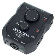 Zoom U-22 - Interfata Audio Portabila - Music and More