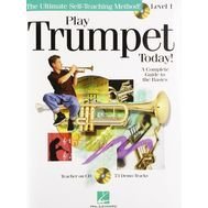 Metoda de trompeta (include CD) Play Trumpet Today! - Level 1