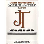 Metoda de pian John Thompson's Easiest Piano Course - 6