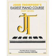 Metoda de pian John Thompson's Easiest Piano Course - 7