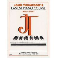 Metoda de pian John Thompson's Easiest Piano Course - 8