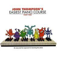Metoda de pian John Thompson's Easiest Piano Course - 1