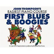 Cantece Blues And Boogie la pian John Thompson's
