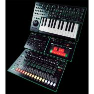 Set complet Roland AIRA - VT-3 + TR-8 + TB-3 + SYSTEM-1, fig. 1