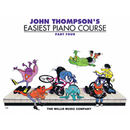 Metoda de pian John Thompson's Easiest Piano Course - 4