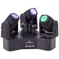 Soundsation AXIS III - Set Moving Head - Music and More