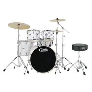 DW Drums PDP Mainstage WH - Set Tobe Acustice