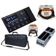 BOSS GT-1000 - Set Procesor Chitara Electrica, Geanta,Cabluri si Pedala Expresie
