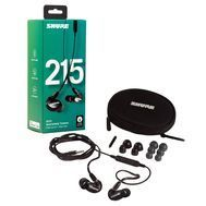 Shure SE215-K-E -UNI-EFS - Casti Audio In-Ear