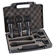 Soundsation VOCAL 300 PRO 3P - Set Microfoane Voce - Music and More