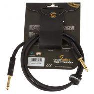 Soundsation Wiremaster WM-PCJJ1- Cablu Boxa - Jack (6.3mm) - Jack (6.3mm) - 2 metri