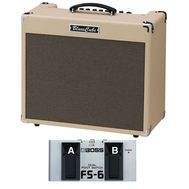 Roland Blues Cube Stage - Set Amplificator Chitara Electrica si Footswitch