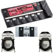 BOSS RC-300 Looper Station - Set Set Procesor Looper Chitara. Footswitch si Cabluri