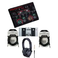 BOSS RC-202 - Set Looper Station, Footswitch, Cabluri si Casti
